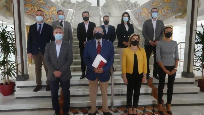 Se constituye la Comisión de Investigación sobre las consecuencias sociosanitarias y de seguridad de la llegada de inmigrantes irregulares durante la pandemia
