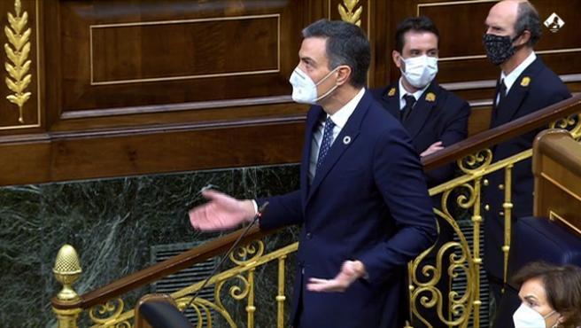 Arrimadas pide a Sánchez que no pacte los PGE con ERC y Bildu