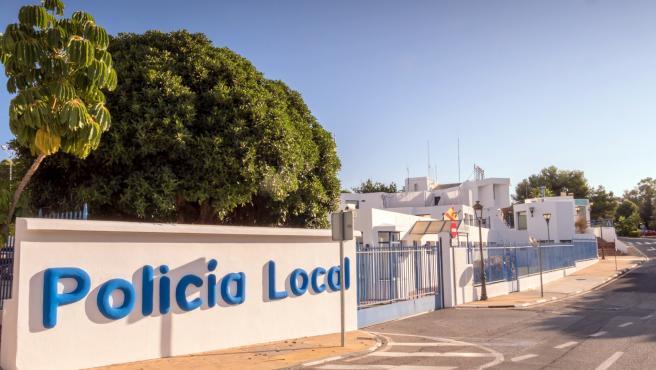 Jefatura de la Policía Local de Estepona (Málaga)