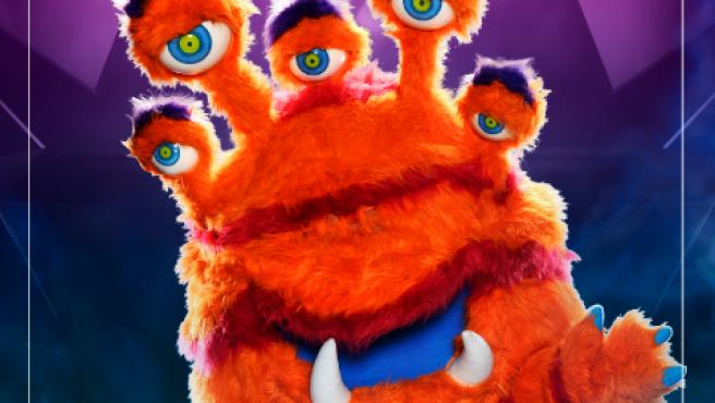 Monstruo, en Mask Singer.