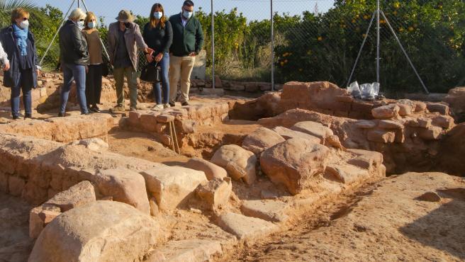 Excavació a Bétera