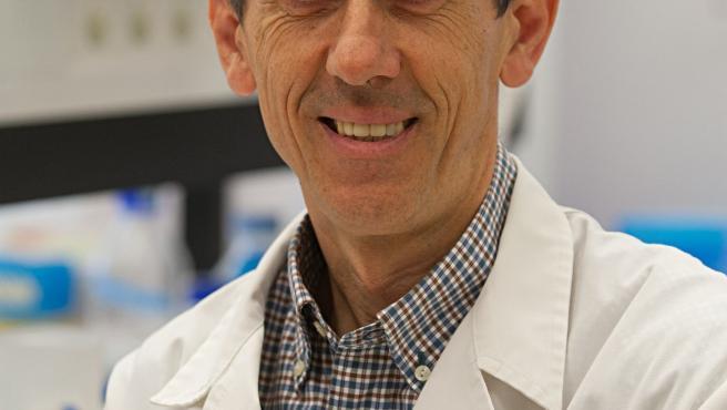 Pablo Sarobe, investigador del Cima Universidad de Navarra