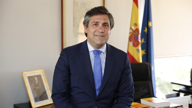 Pedro Fernández-Alén, presidente del CES y secretario general de CEPYME