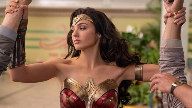 Fotograma de 'Wonder Woman 1984'