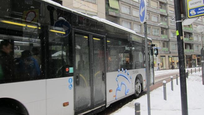 Bus de tuvisa