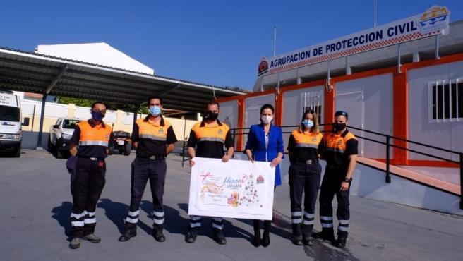 La Agrupación De Protección Civil Pone En Marcha Una Campaña De Recogida De Juguetes Nuevos Para Niños De Familias Vulnerables Del Municipio