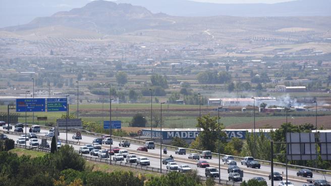 Tráfico en la provincia de Granada
