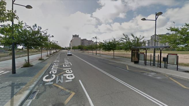 Calle Barraques del Figuero de València