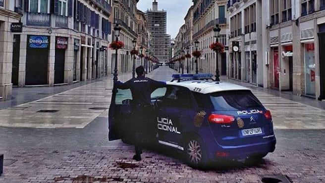 Imagen ganadora del premio Europol.