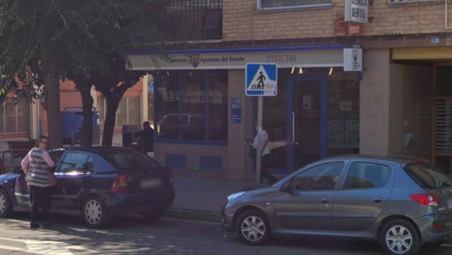 Administración de Loterías de Santa Margarida de Montbui
