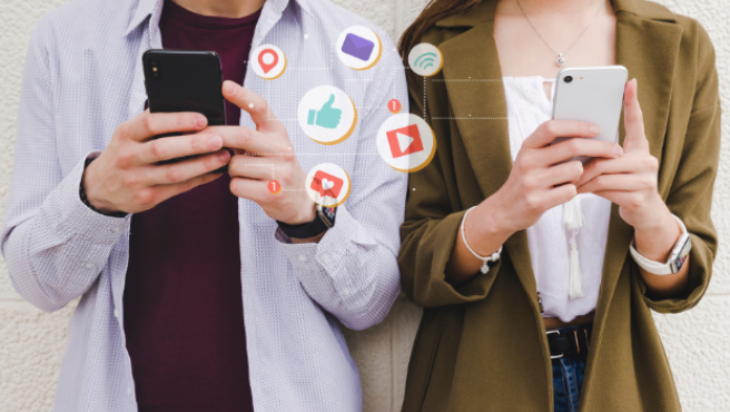 El uso de las redes sociales se dispara en España, acaparando el casi el 23% del tiempo de navegación en internet de los usuarios.