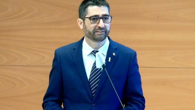 El conseller de Políticas Digitales y Administración Pública, Jordi Puigneró
