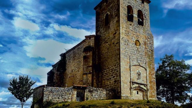Iglesia de Fuenteodra.