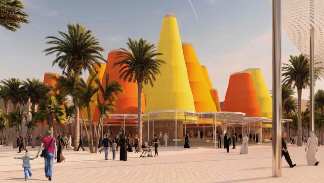 La compañía, con sedes en Sevilla y Dubái, diseñará y proporcionará sus paneles ultraligeros al Pabellón de España en la Expo de Dubai.
