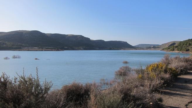 La reserva de los embalses de la Cuenca del Ebro se encuentra al 64 por ciento.