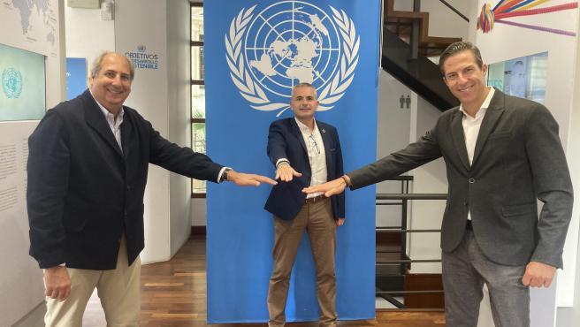 CIFAL MÁLAGA-UNITAR firma un acuerdo con International Coaches Institute para divulgar los ODS en el ámbito deportivo