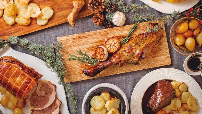 Se pueden pedir comidas y cenas preparadas de Mercadona para Navidad.