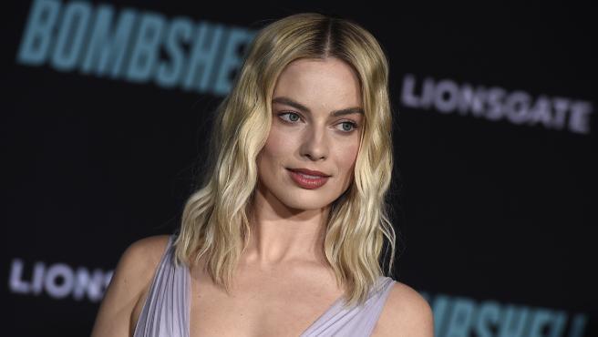 Margot Robbie en la primicia de 'El escándalo', Los Ángeles 2019