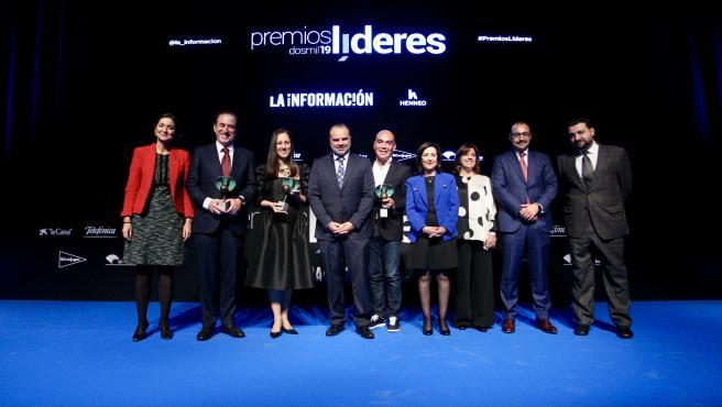 Premios Líderes de 'La Información'.