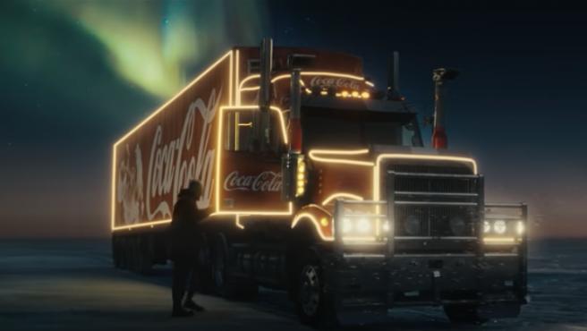 ¿Quién conduce el camión de Coca-Cola en Navidad?