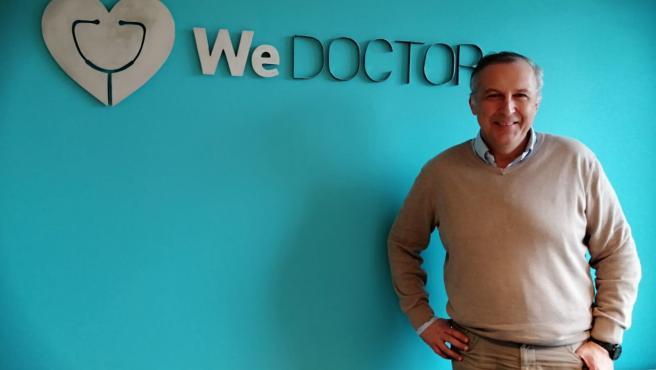 CEO de We Doctor, Fernando Llorca.