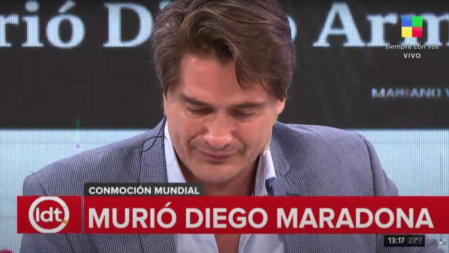 Guillermo Andino, de América TV