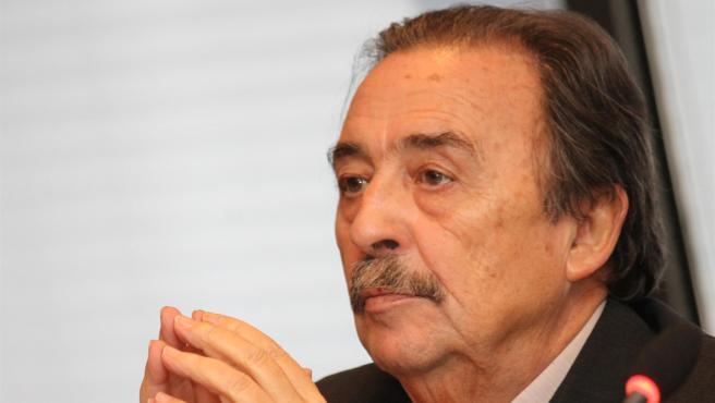 Juan de Dios Román en foto de archivo.
