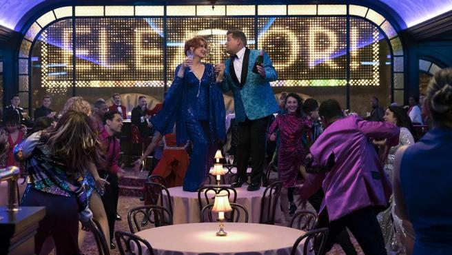 Una escena de 'The Prom'
