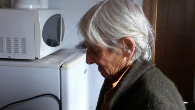 María del Carmen Rodríguez Almansa, mujer de 88 años desaparecida en Amoeiro (Ourense).