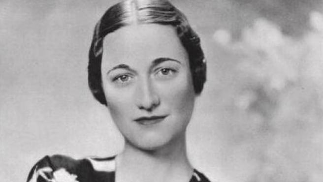 Wallis Simpson.