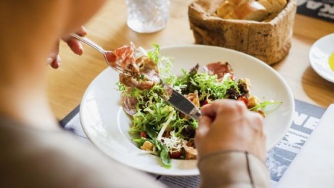 Comida sana, dieta mediterránea