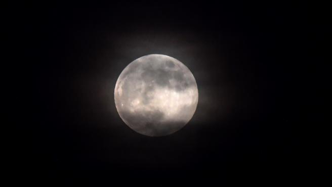 El eclipse penumbral de Luna.