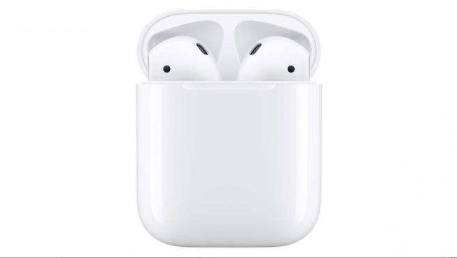 Apple AirPods, 2º generación