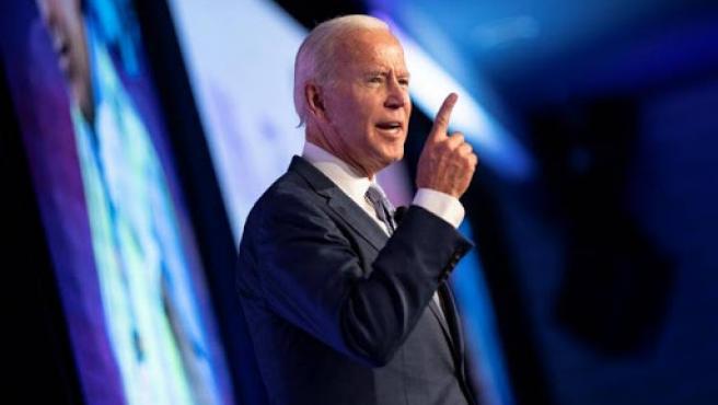 El presidente electo de EE UU, Joe Biden.