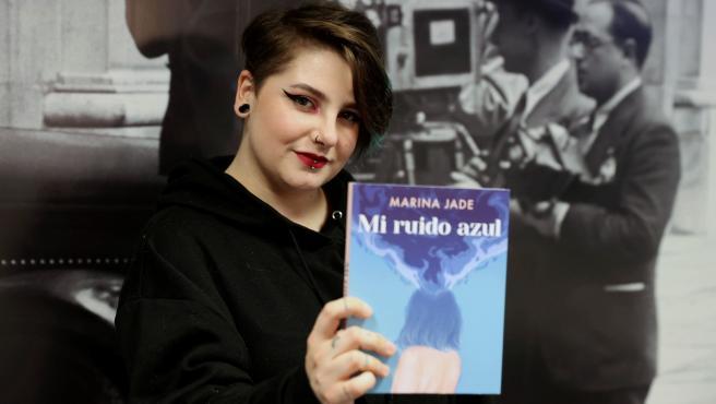 Marina Jade de 'Operación Triunfo 2017' presente su libro