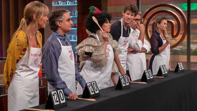 Semifinalistas de 'MasterChef Celebrity 5'.
