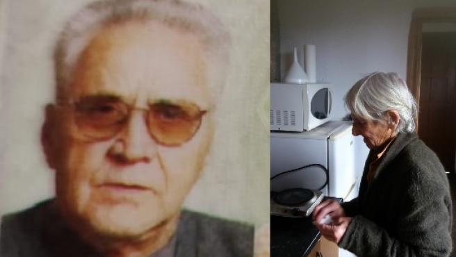 Ancianos desaparecidos en Bande y Amoeiro, en la provincia de Ourense: José García Prieto y María del Carmen Rodríguez Almansa.