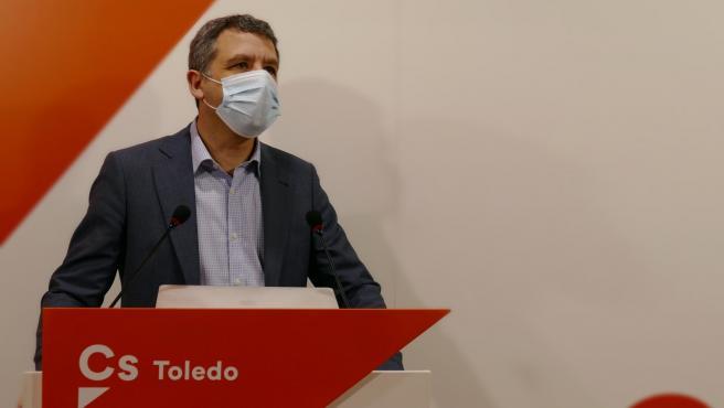 Ciudadanos Toledo propone instalar en la ciudad contenedores que premien al vecino que recicle residuos
