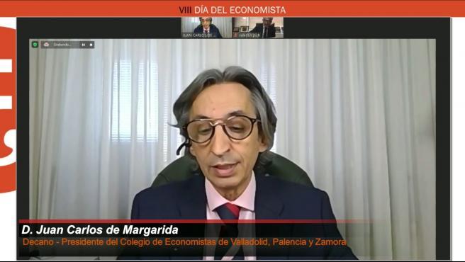 De Margarida ensalza la labor desarrollada por los economistas.
