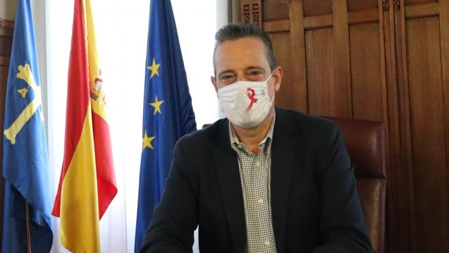 El presidente de la Junta, Marcelino Marcos Líndez.
