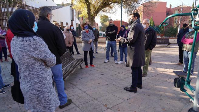 El PSOE pide atención municipal a los cortes de luz de Casería de Montijo y los vecinos barajan movilizaciones