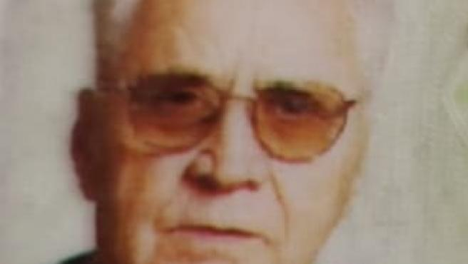 Fotografía del 2005 de José García Prieto, vecino de Bande (Ourense) desaparecido.