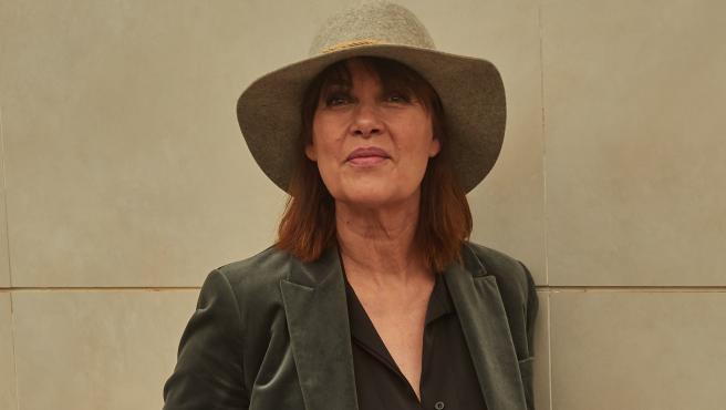 La productora y escritora Mabel Lozano.