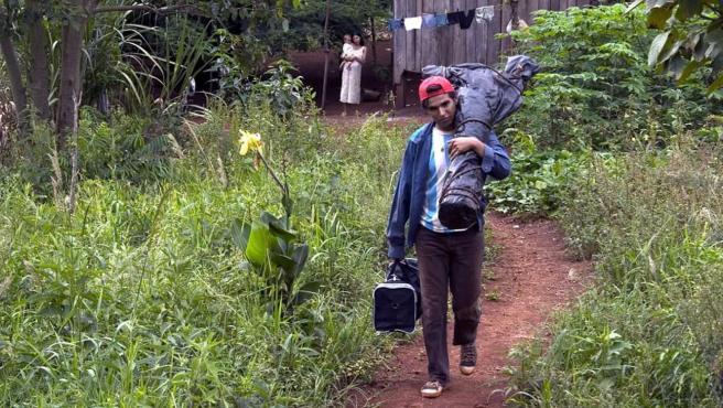 Una imagen de la película 'El camino de San Diego'