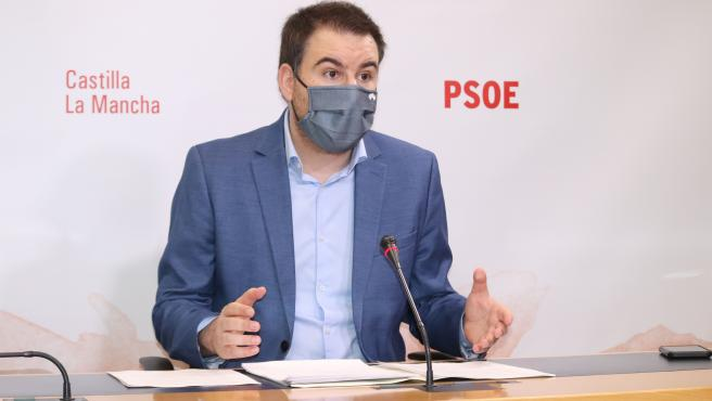 Imagen de archivo del diputado del Grupo Socialista en las Cortes de C-LM Antonio Sánchez Requena.