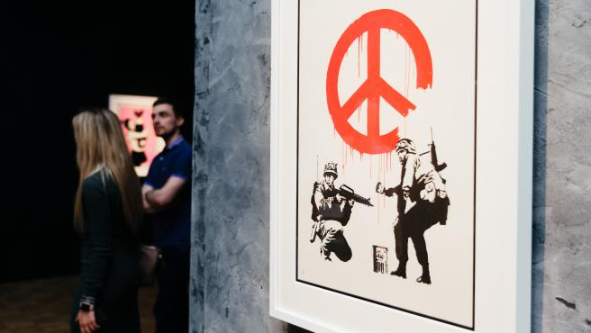 Muestra 'Banksy. The Street is a Canvas'
