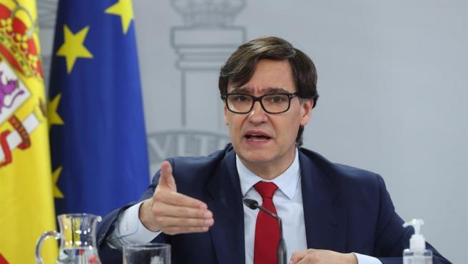 Ministro Salvador Illa