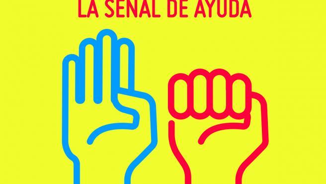 ACIM promueve el uso de una #SeñalDeAyuda para denunciar el maltrato infantil sin dejar huella
