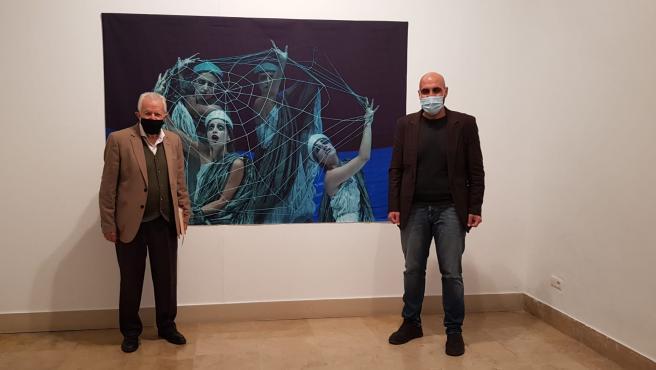 Apertura de la exposición 'Alma de teatro', de María Clauss