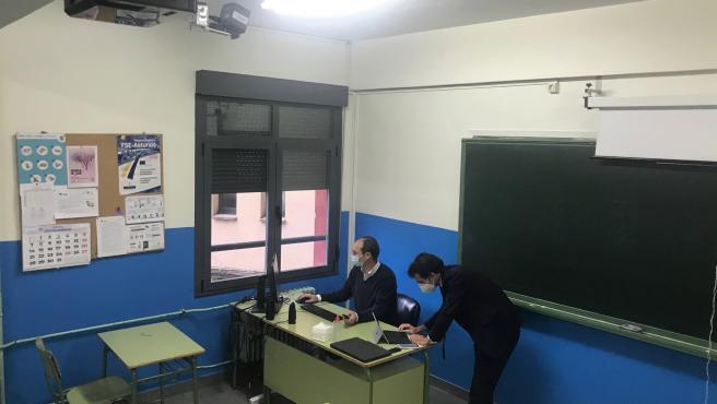 El Principado amplía la dotación tecnológica de las aulas digitales de los institutos públicos